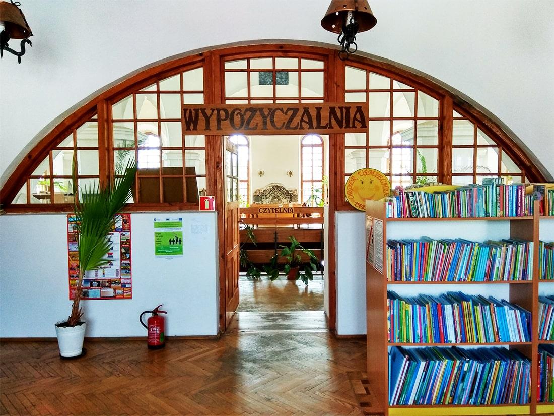 Biblioteka Miejska w Tarnogrodzie