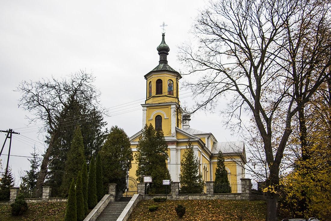 Cerkiew św. Trójcy w Tarnogrodzie