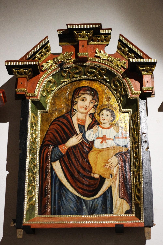 Sztuka cerkiewna XII-XIX w. w Muzeum Historycznym w Sanoku