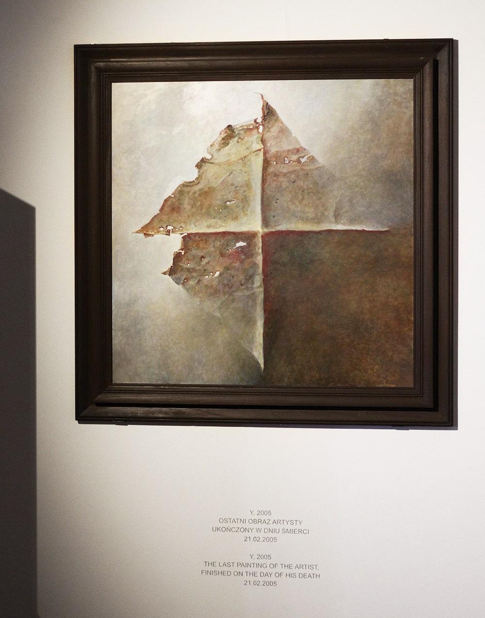 Zdzisław Beksiński - malarstwo