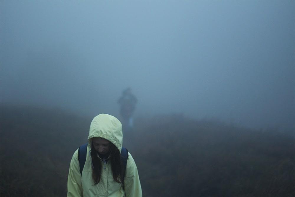mgła bieszczadzka