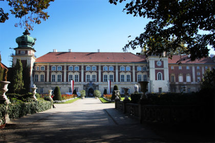 Łańcut Zamek