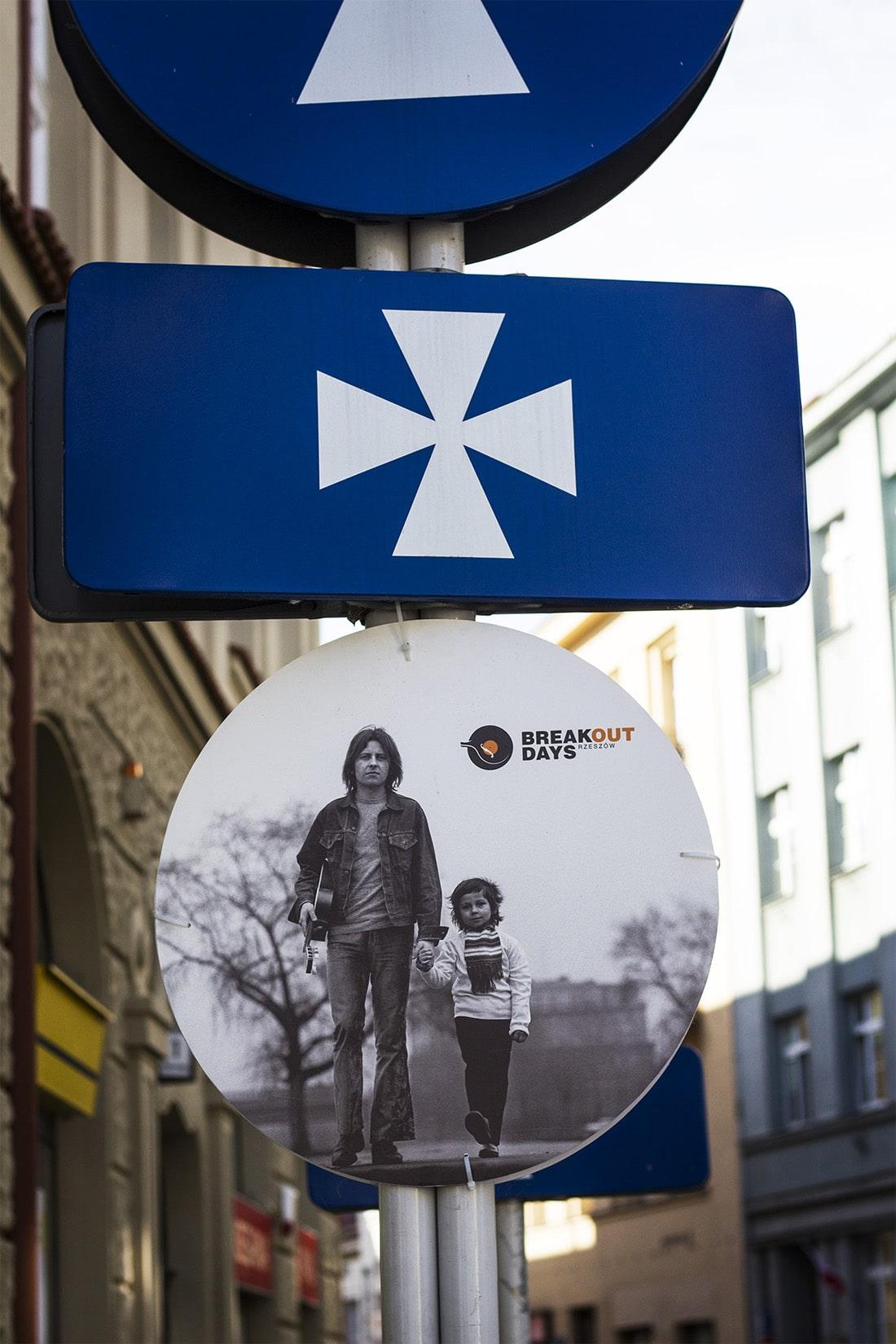 Rzeszów - Skrzyżowanie ul. 3 maja i Jagielońskiej