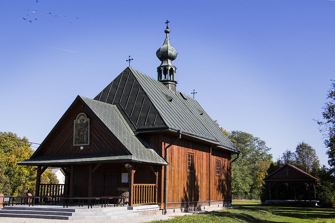 Kościół Św. Rocha w Tarnogrodzie
