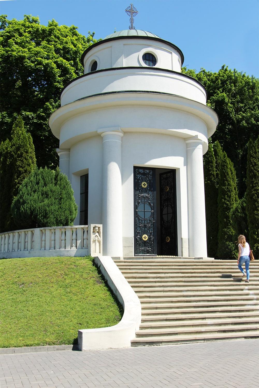 Kaplica Obrońców Lwowa