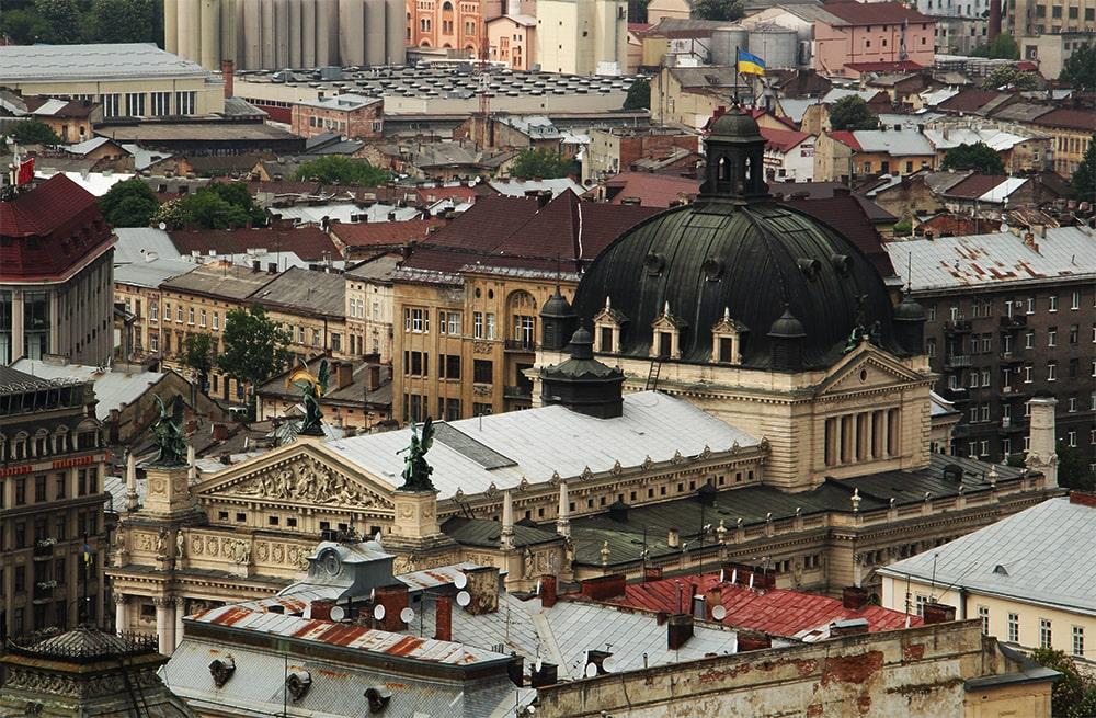 Opera Lwów
