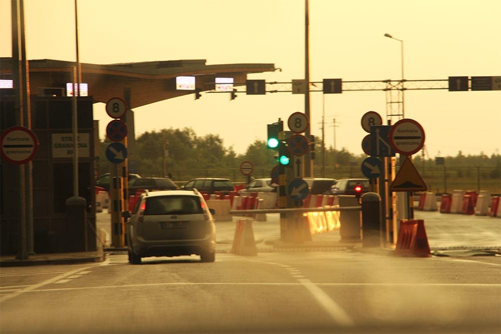 Przejście graniczne Budomierz – Hruszów