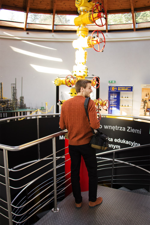 Bóbrka muzeum Łukasiewicza