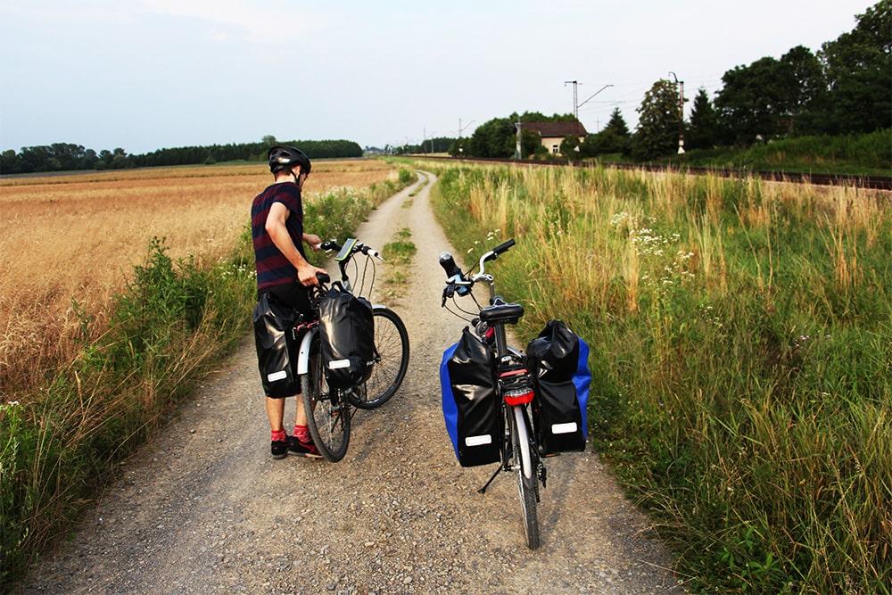 wyprawa rowerowa co zabrać