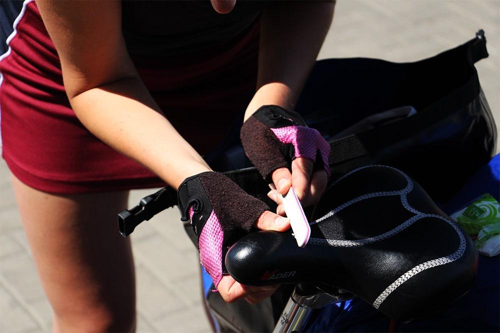 wyprawa rowerowa checklista