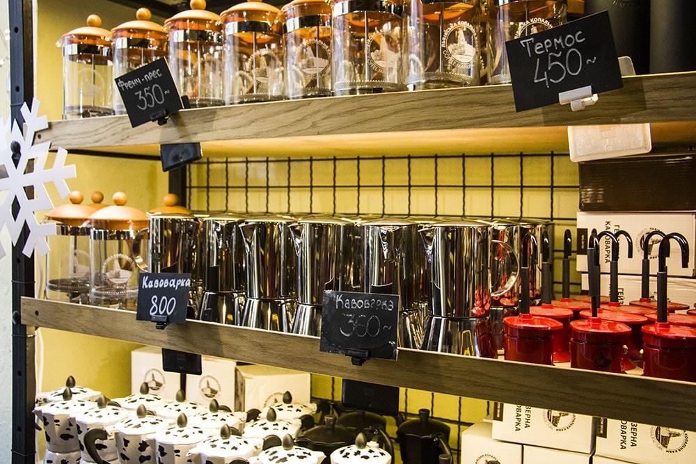Akcesoria do parzenia kawy dostępne w Manufakturze Kawy we Lwowie