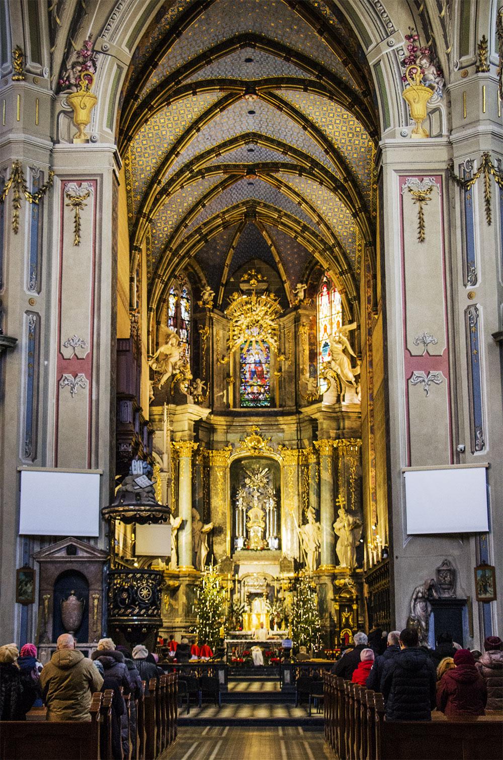 Katedra Łacińska Lwów