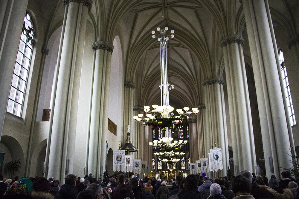 Kościół św. Elżbiety Lwów