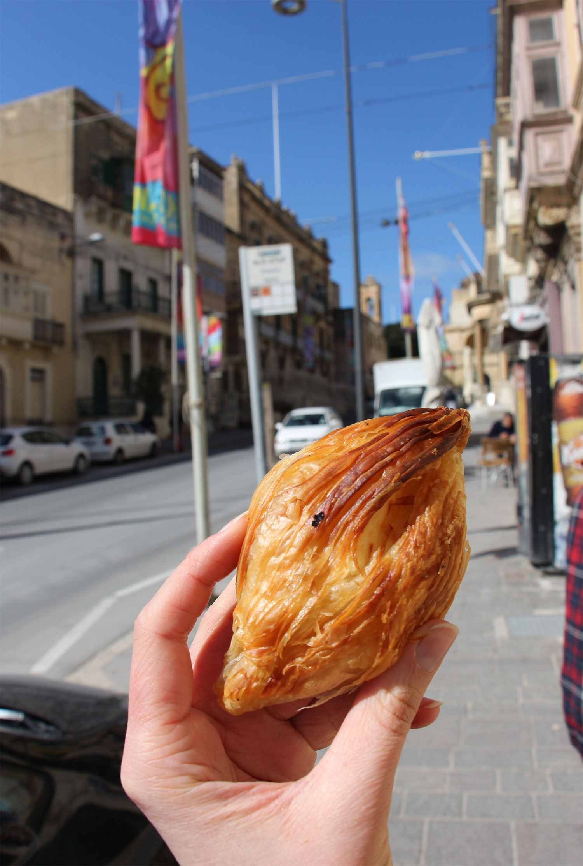 Pastizzi Malta
