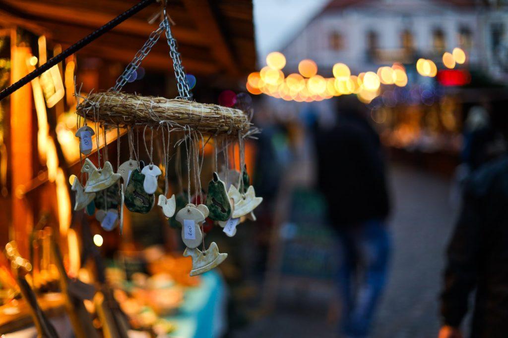 Świąteczne jarmarki w Rzeszowie.
