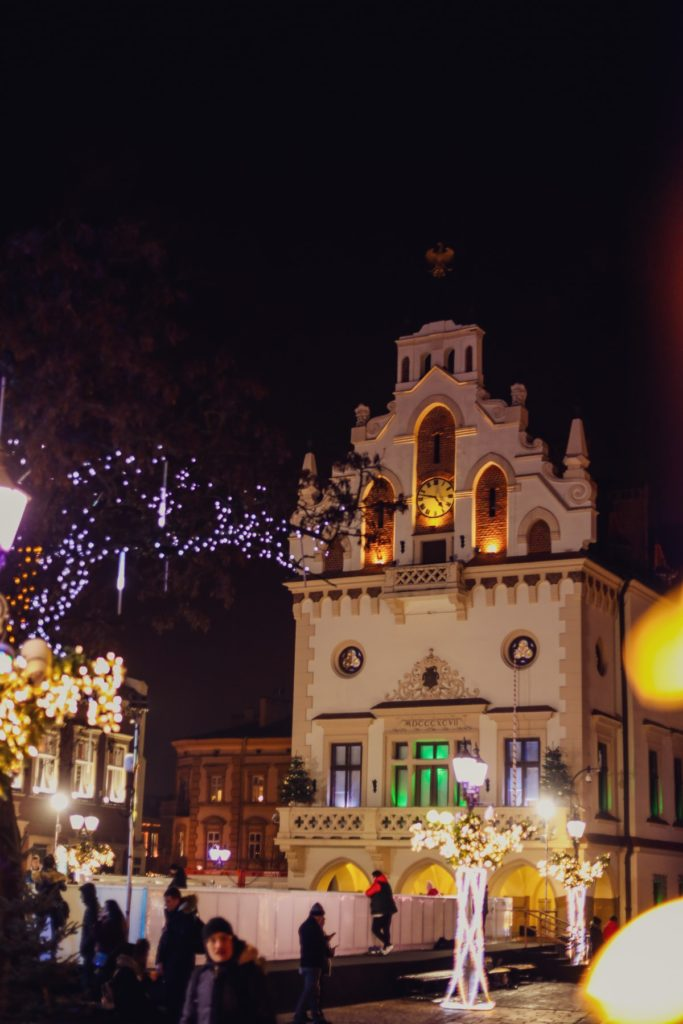 świąteczny rzeszów