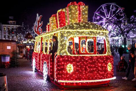 Rzeszów - świąteczny rynek