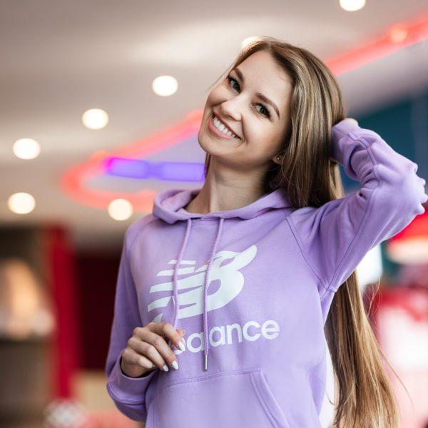 Sesja zdjęciowa obuwia i odzieży dla marki New Balance Poland.