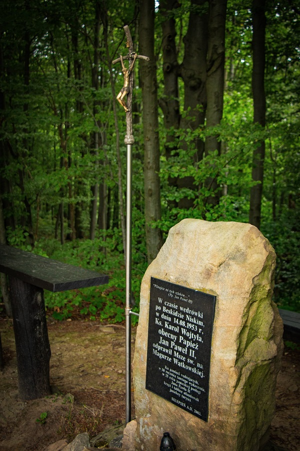 obelisk jan paweł ii