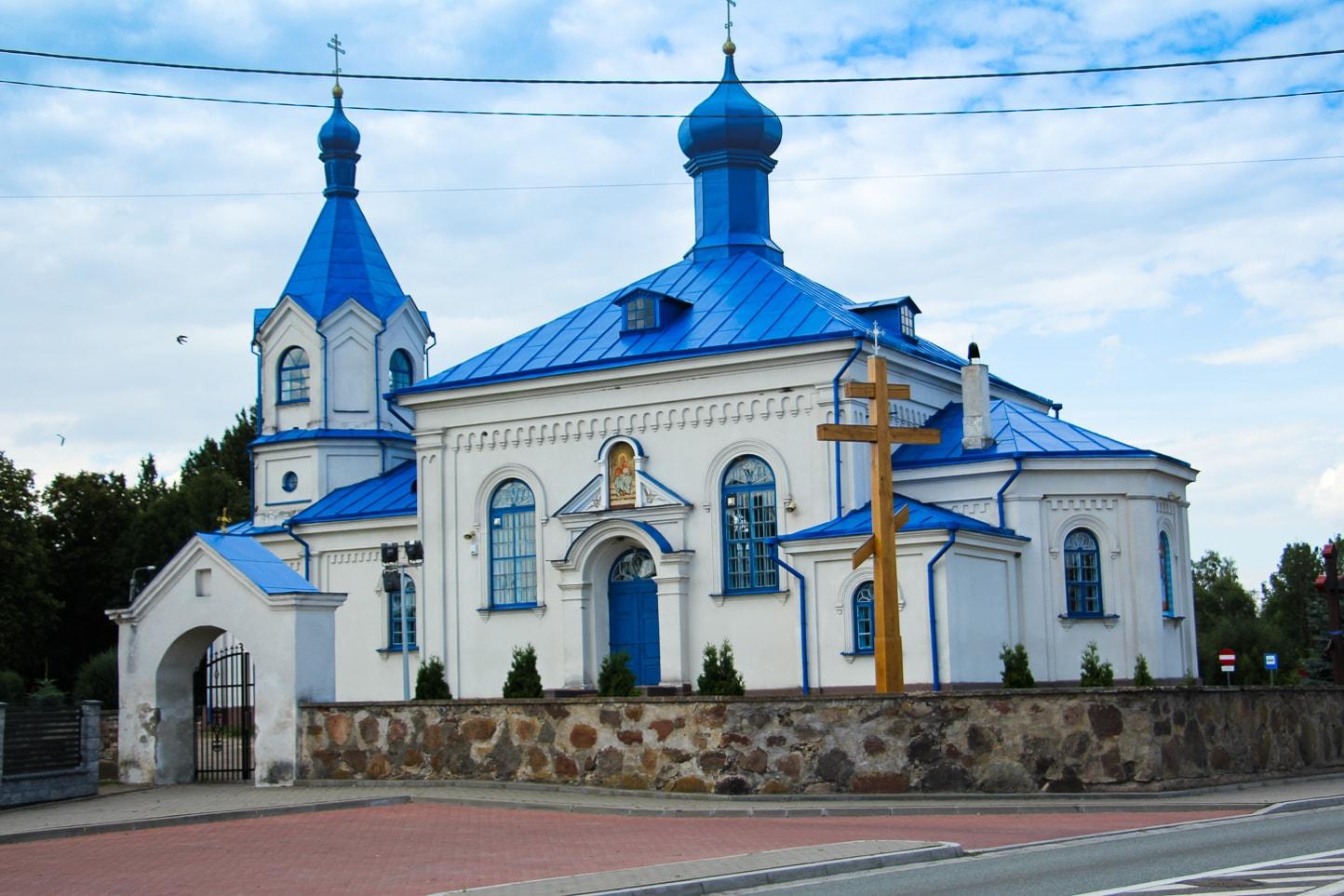 Cerkiew pw. Zaśnięcia Matki Bożej w Dubinach