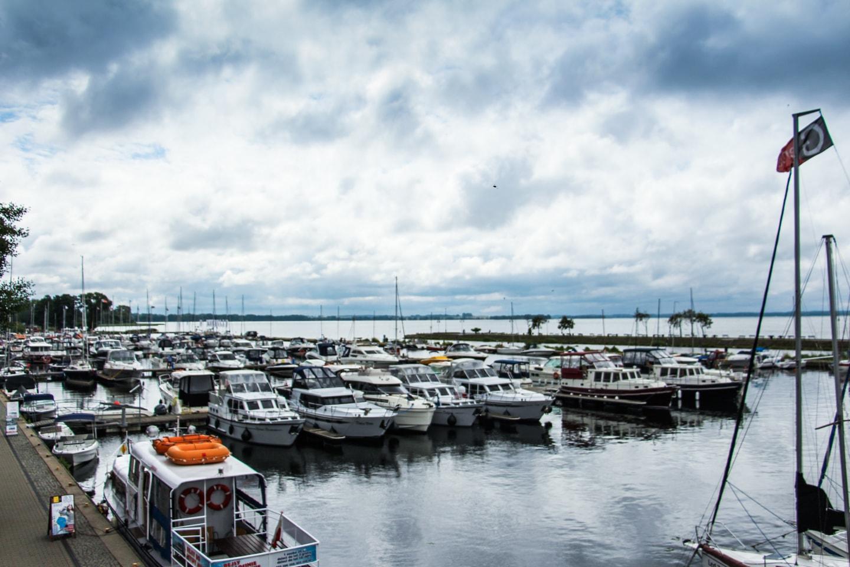 Port w Giżycku