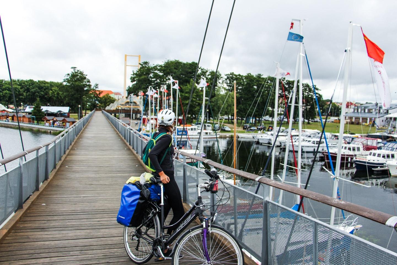 wyprawa rowerowa nad morze
