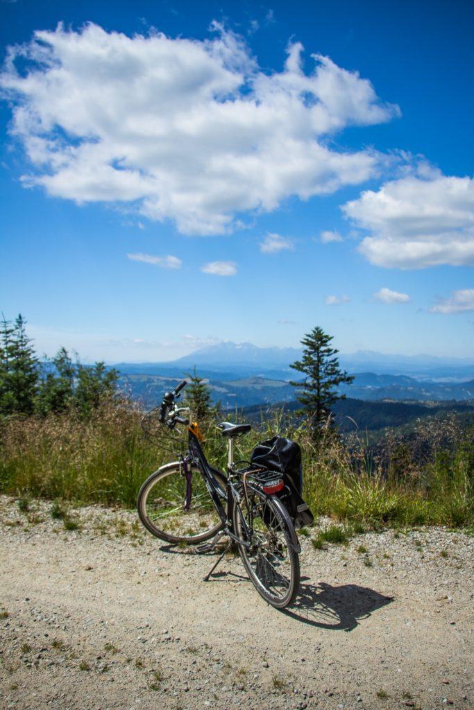 przehyba trasa rowerowa