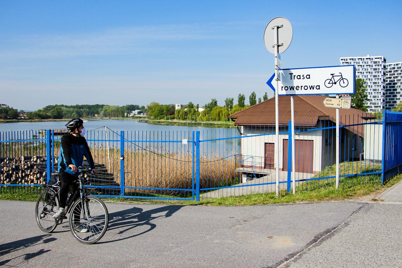 Trasa rowerowa Rzeszów - Dynów