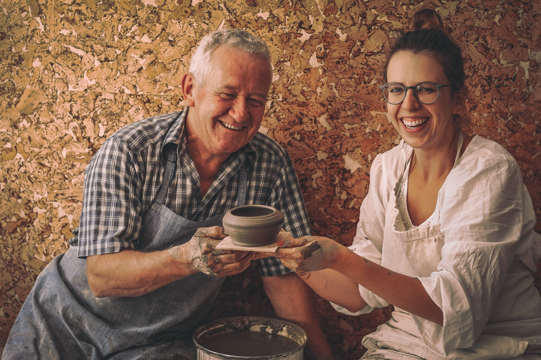 Warsztaty ceramiczne z Andrzejem Plizgą
